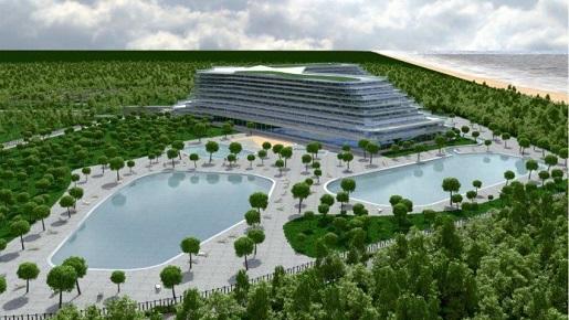 nowy Hotel Gołębiewski nad morzem otwarcie kiedy