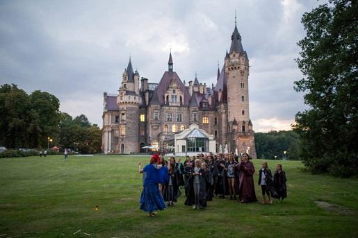 obozy tematyczne dla dzieci na zamku kolonia opinie