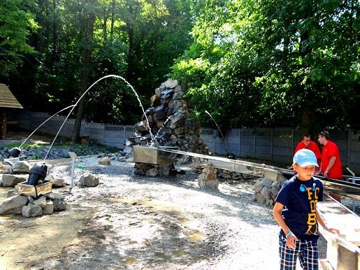 ogrod wody Zaginione Miasto Rosenau cennik dojazd opinie