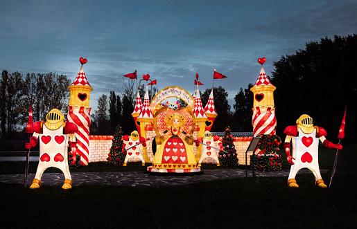 ogrody swiatel krakow zimowe malopolskie atrakcje dla rodzin z dziećmi 6