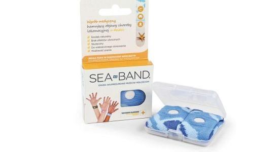 Sea Bands opaski akupresurowe cena
