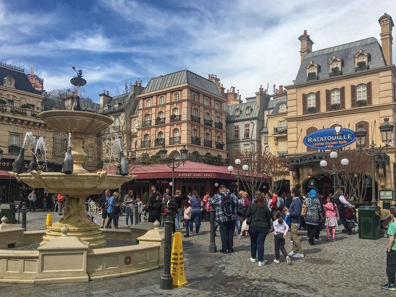 opinie Disneyland Paryż 2018 atrakcje wycieczka
