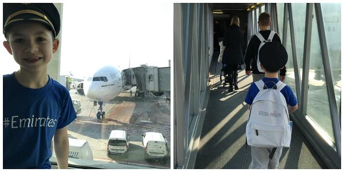 opinie loty emirates z dziećmi atrakcje na pokładzie 1
