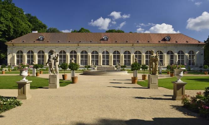 rzeźby Łazienki Warszawa opinie atrakcje