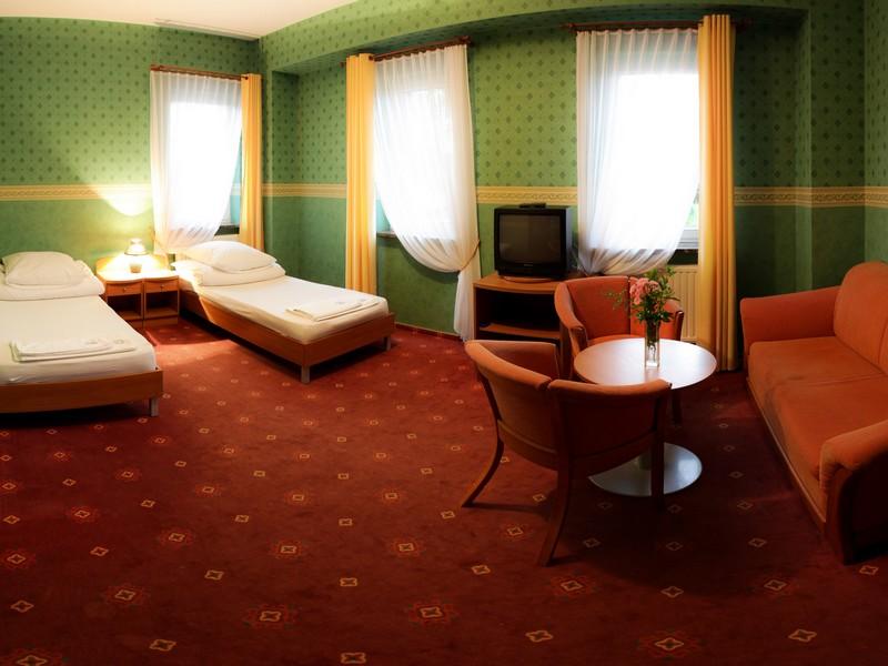 hotel przyjazny rodzinie Helena Mazury opinie