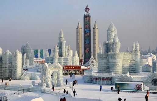 Azja zimowe atrakcje dla dzieci lodowe królestwo opinie
