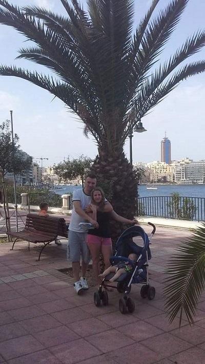 Malta z dzieckiem w październiku