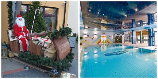 pakiety na święta bożego narodzenia oferty hoteli nad morzem z basenem
