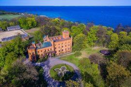 Zamek Rzucewo opinie atrakcje hotel