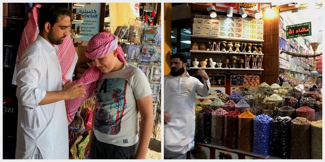 pamiątki Dubaj ceny co kupić opinie atrakcje