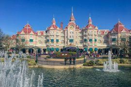 park Disneyland w Paryżu opinie noclegi