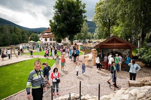 park bajek atrakcje dla dzieci opinie cennik
