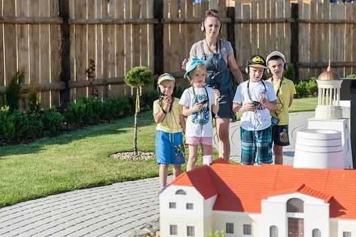 park miniatur świętokrzyska polana opinie