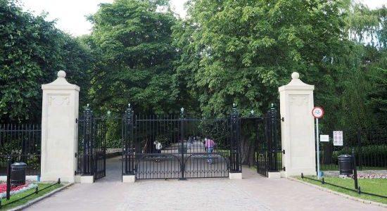 Park oliwski Gdańsk opinie atrakcje