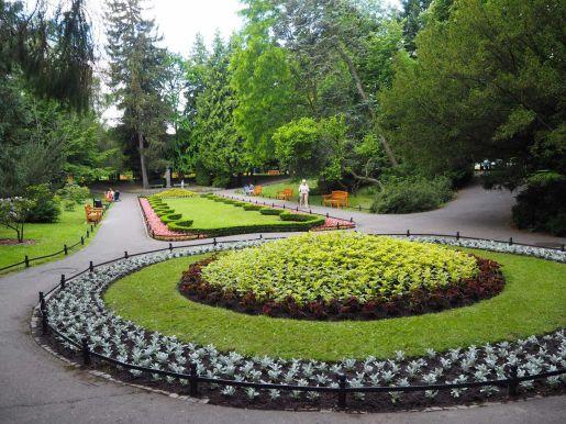 Palmiarnia Gdańsk ogród japoński opinie