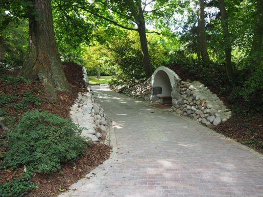 Park Oliwski Gdańsk na spacer