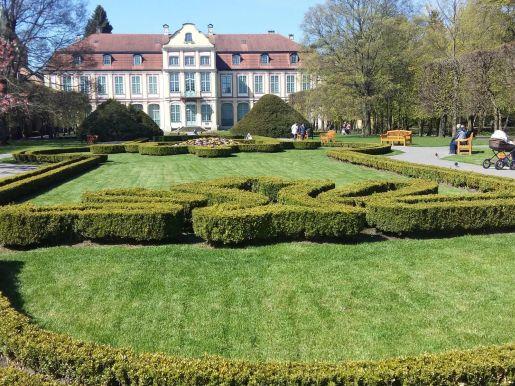 Park w Oliwie Gdańsk opinie