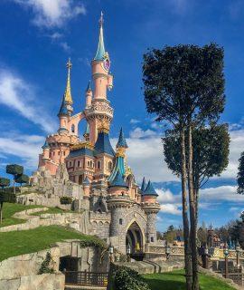 park rozrywki Disneyland Paryż opinie atrakcje