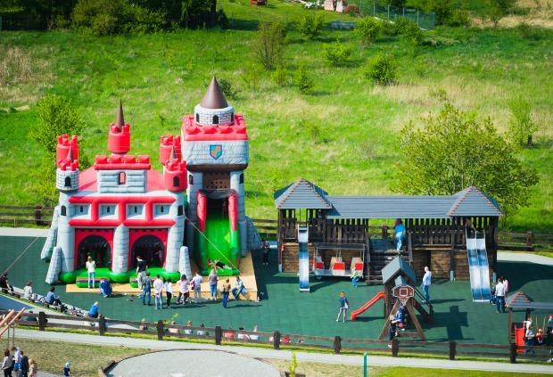 park rozrywki ogrodzieniec podzamcze opinie atrakcje