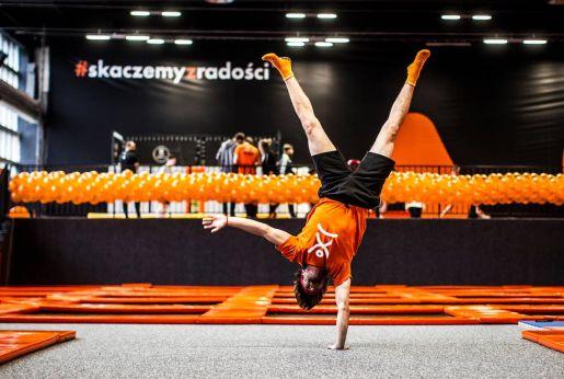 Jump City Gdańsk godziny otwarcia
