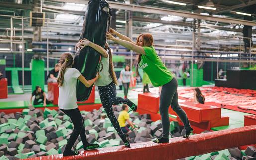 park trampolin wrocław opinie gojump 1 (1)