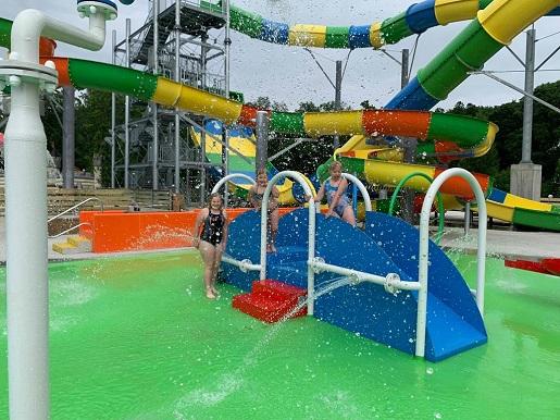park wodny 1 Zaginione Miasto Rosenau cennik dojazd opinie
