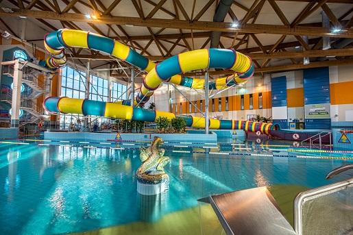 park wodny Kraków opinie aquapark zjeżdżalnie