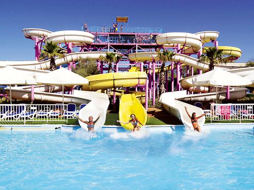 Malta park wodny rodzinne atrakcje splash and fun malta opinie