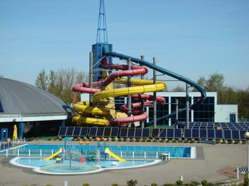 atrakcje dla dzieci Dąbrowa Górnicza park wodny Nemo opinie