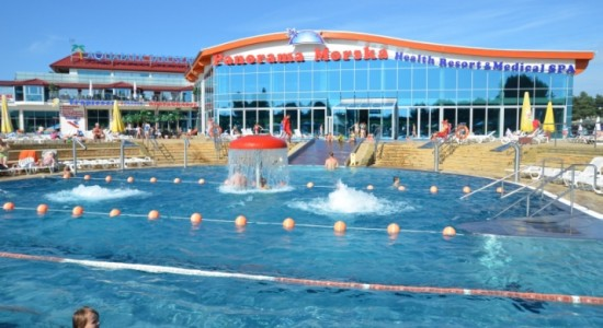 Aquapark Jarosławiec