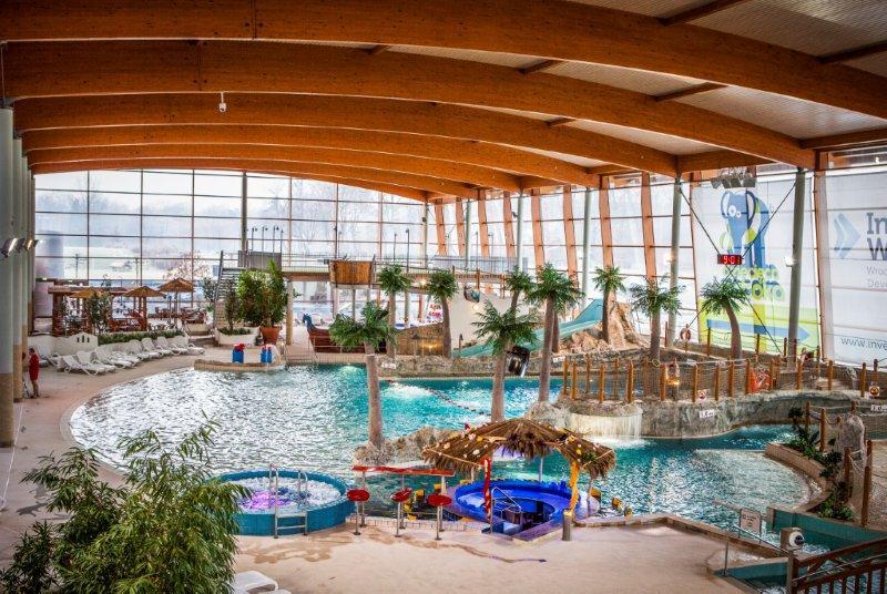 park Wodny Wrocław aquapark opinie