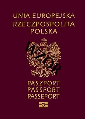 paszport polski jak wyrobic dziecku