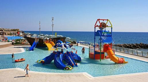 petra mare basen zjezdzalnie dzieci opinie wakacje rodzinne