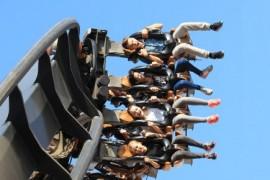 Phantasialand atrakcje dla dzieci Niemcy