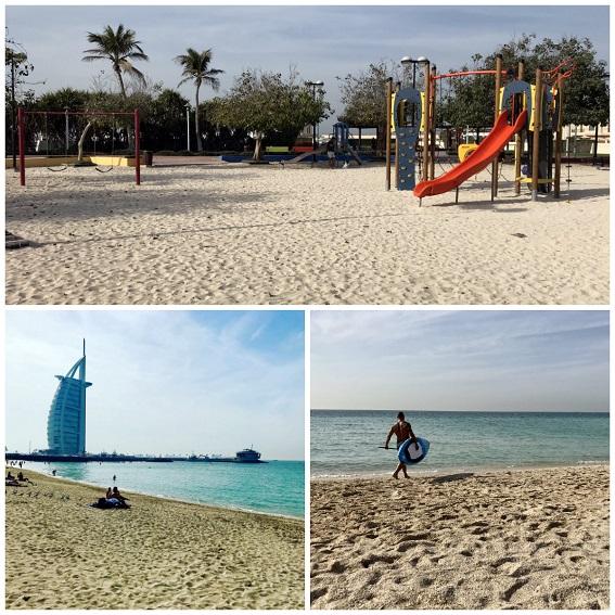 plaże Dubaj opinie