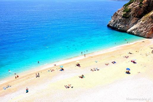 plaże Turcja opinie Kapadocja