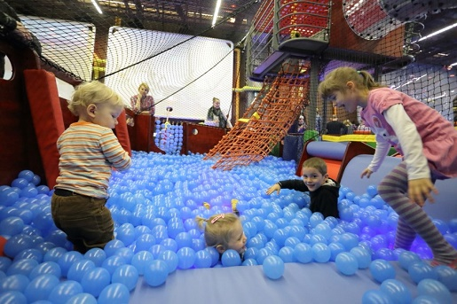 Gdańsk atrakcje dla dzieci na niepogodę