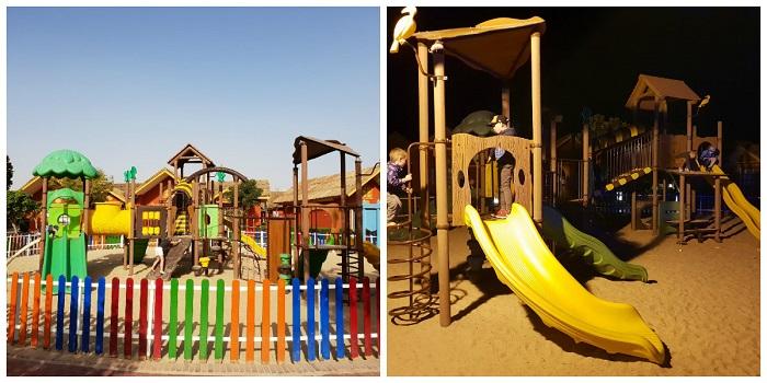 plac zabaw hotel jungle aquapark resort opinie atrakcje dla dzieci zdjęcia