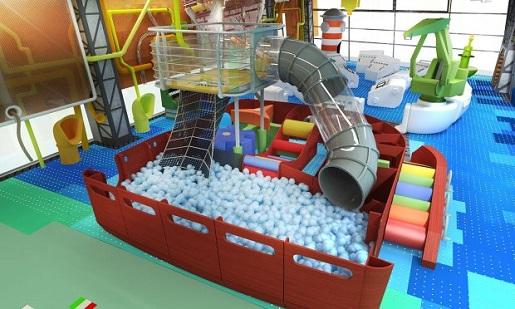 wydział zabaw ECS Gdańsk opinie atrakcje -atrakcje dla dzieci