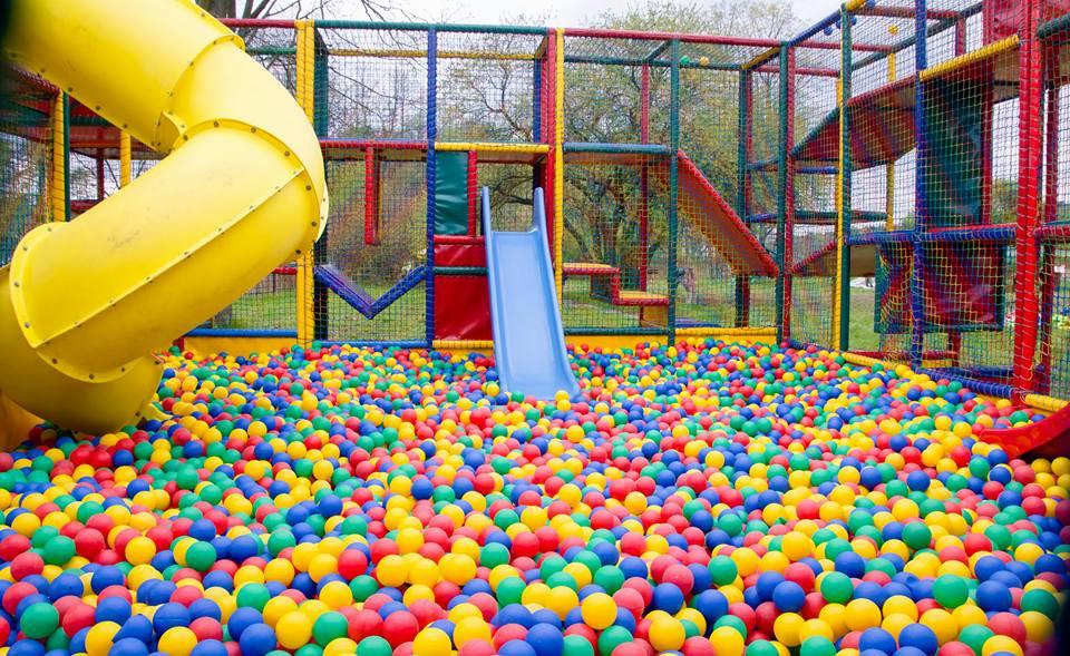 plac zabaw zalesie park rozrywki opinie