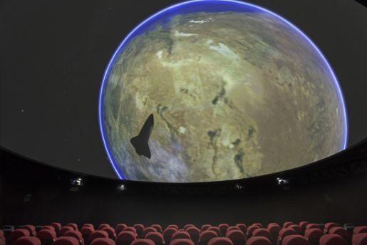 planetarium-wenus zielona góra najlepsze atrakcje rodzinne