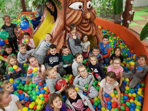sala zabaw Playground Arena Gdańsk atrakcje dla dzieci