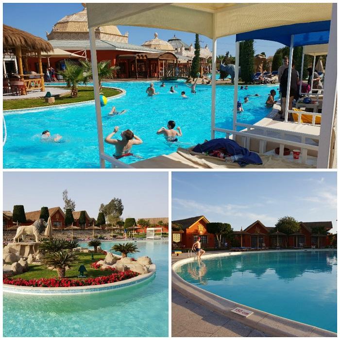 podgrzewane baseny jungle aquapark resort opinie