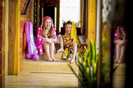 podkarpackie hotel z atrakcjami dla dzieci basen opinie
