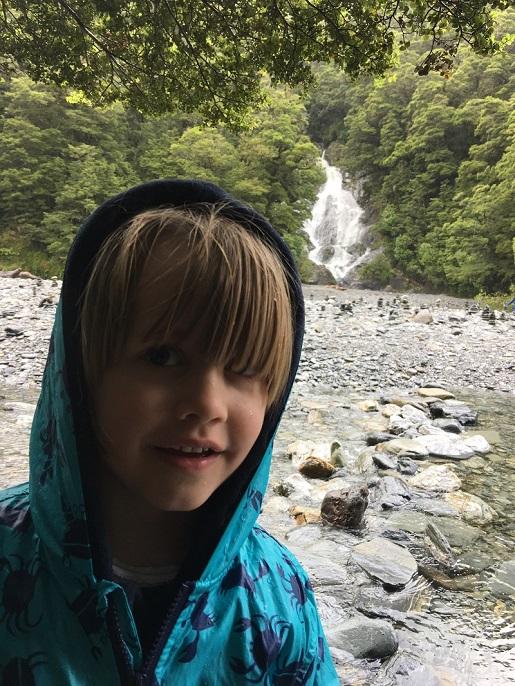 podróż z dziećmi Nowa Zelandia relacja opinie zdjęcia