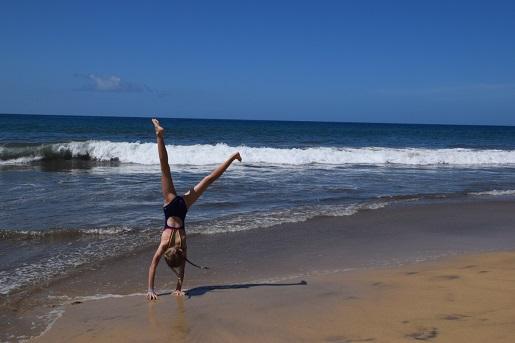 pogoda Gran Canaria w maju wakacje z dziećmi opinie