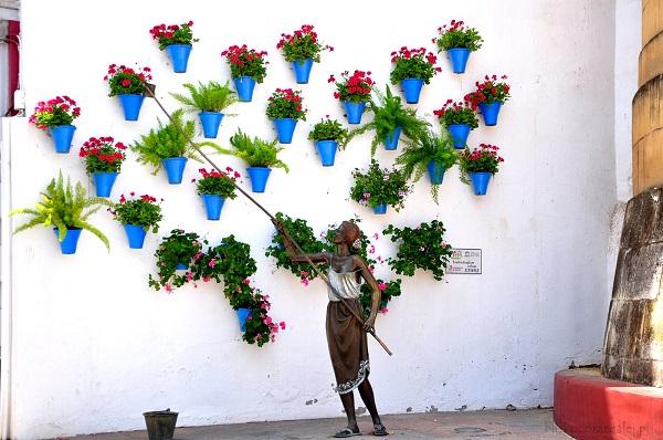 pogoda maj Kordoba Andaluzja opinie