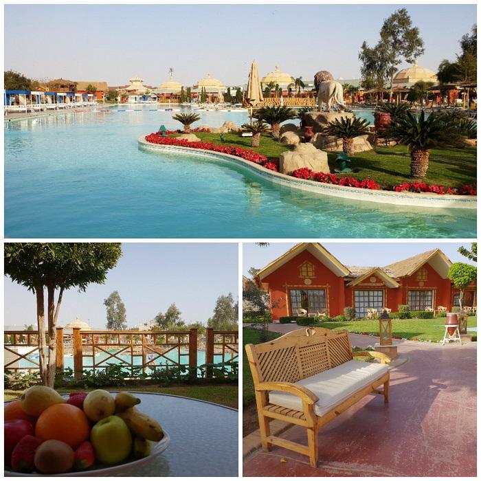 pokoje opinie hotel jungle aquapark egipt hurghada
