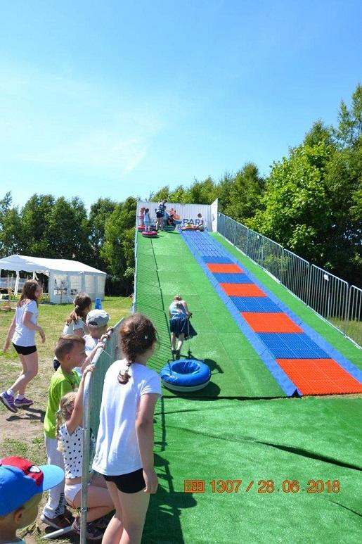 aktywnie z dzieckiem łeba park bosmana pomorskie atrakcji dla dzieci opinie