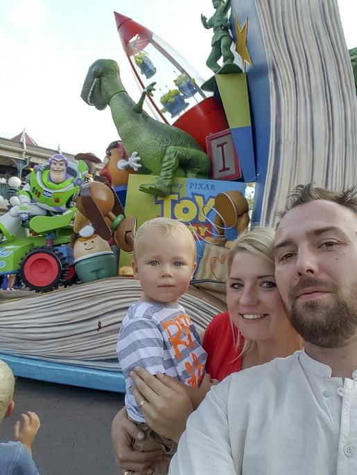 Paryż gdzie z dzieckiem rodzinne atrakcje Disneyland opinie